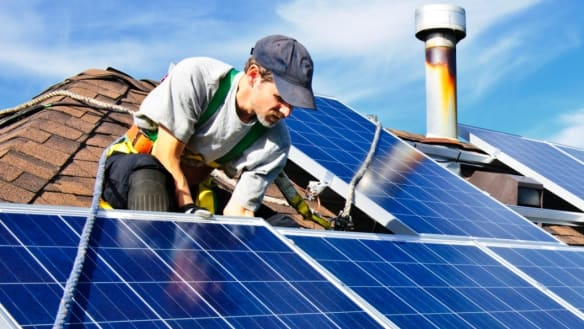 Records 'blown away' as rising power bill fears trigger solar PV surge