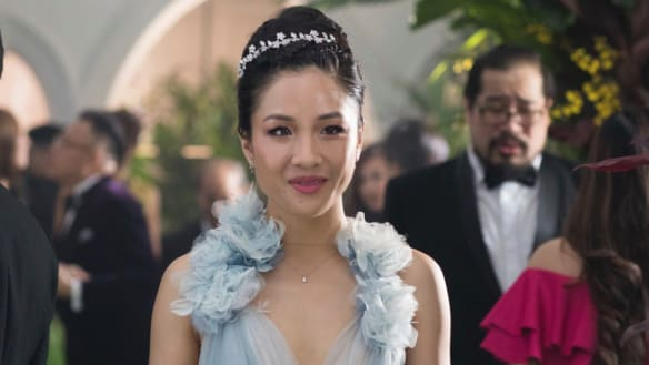 Why Crazy Rich Asians doesn't represent me