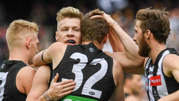 Collingwood post positive 2018 financial result after disastrous 2017