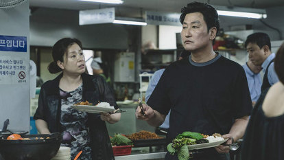 Parasite takes second bite at local box office