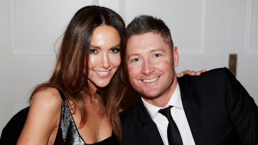 Kyly and Michael Clarke will divorce after more than seven years of marriage.
