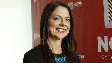 Nova boss Cathy O'Connor is replacing oOh! Media chief executive Brendon Cook.