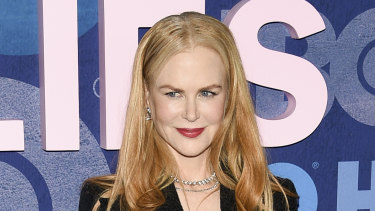 Executive producer and actress Nicole Kidman attends the premiere of HBO's Big Little Lies season two.