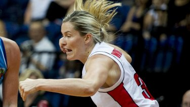 Sami Whitcomb has been called up for the Opals.