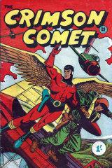 The Crimson Comet.