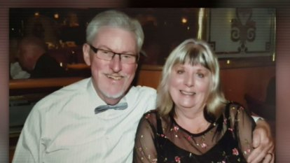 'Our biggest fear is getting ill': NSW couple stuck on ship where four passengers have died