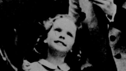 Daughter of Hitler's deputy feted as Shirley Temple of Third Reich