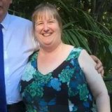 Crash victim, Moira Dunstall.