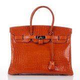 Karin Upton Baker's old Birkin bag fetched the highest price at auction this week.