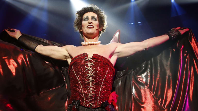 Todd McKenney as Frank N Furter.