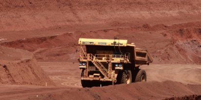 Rio Tinto cuts iron ore guidance after cyclone