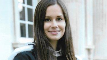 Melbourne University academic Dr Kylie Moore-Gilbert is being held in Iran.
