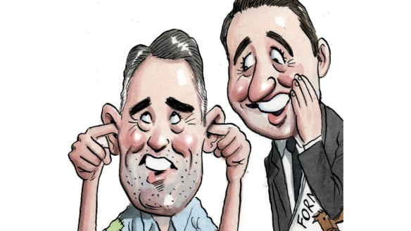 Tom Waterhouse offers platinum betting tips for $120,000