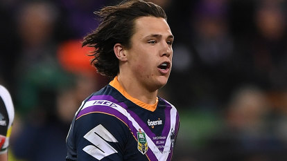 Scott Drinkwater gets first run at full-back after Slater work