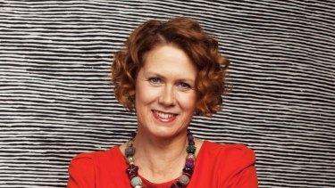 Museum of Contemporary Art director Elizabeth Macgregor: Not a fan of peer-review panels.