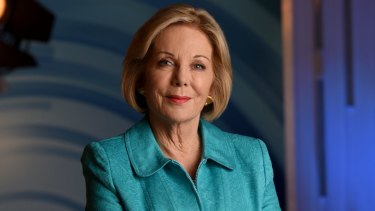ABC chairman Ita Buttrose.