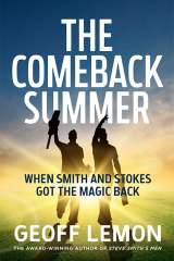 <i>The Comeback Summer <i/> by Geoff Lemon.