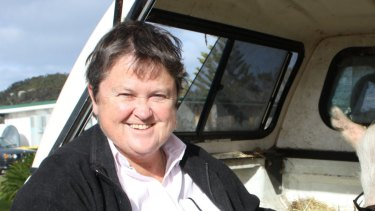 Bellamy's largest shareholder Jan Cameron wants to take a closer look.