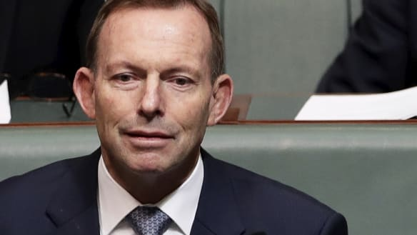 Coalition MPs reject Tony Abbott warning on energy and climate change