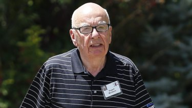 Billionaire media mogul Rupert Murdoch has been unable to meet with Labor leader Bill Shorten.