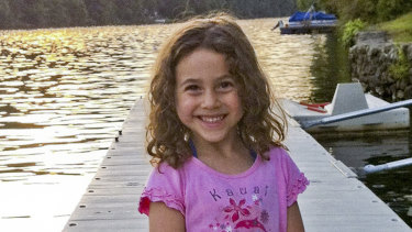 Avielle Richman, 6, was one of the victims of the Sandy Hook school massacre in 2012.