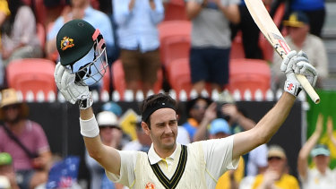 Kurtis Patterson made a century in his last Test but has not worn the baggy green since.