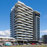 Alan Jones' Holiday pad: Iconic Apartments on Kirra Beach.