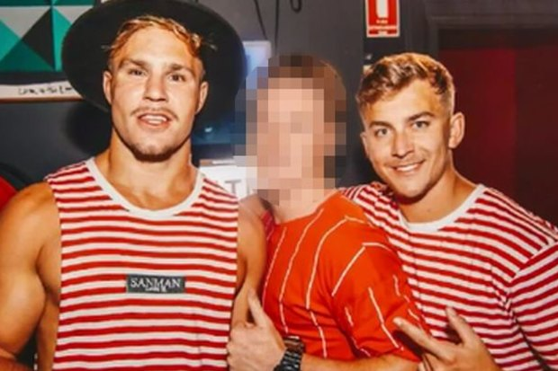 'Last night was not OK': How a dancefloor decision landed NRL star on trial for rape