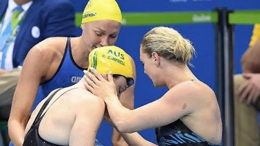 Cate Campbell was among the medal favourites who weren't able to fulfil their talents in Rio.