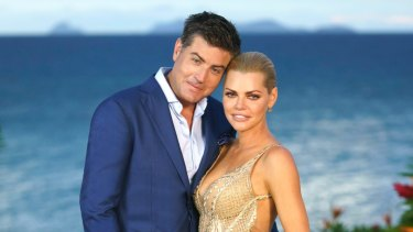 Stu Laundy won the affections of Sophie Monk on The Bachelorette.