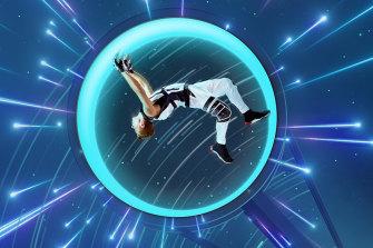 Cirque Stratosphere.