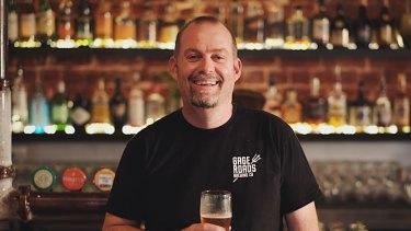 Gage Roads co-founder and managing director John Hoedemaker.
