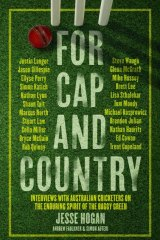 For Cap and Country, interviews with leading cricketers about the baggy green.