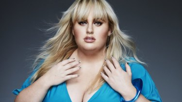 Rebel Wilson has played the bridesmaid, and the funny bestie, now she is a plus-sized romantic lead: Amen.
