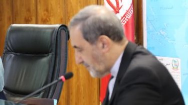 Head of Iran's High Education Council Mehdi Navid-Adham