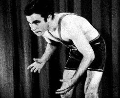 Olympic wrestler and Vietnam veteran John Kinsela.