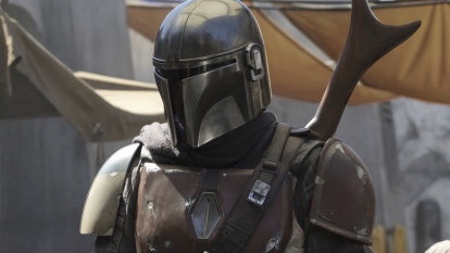 Star Wars unholsters new gunslinger series The Mandalorian