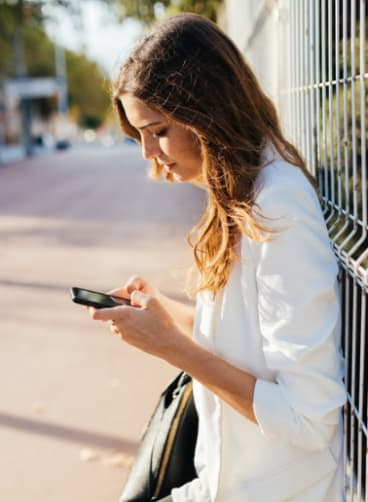 It takes nine seconds to send a thoughtful text.