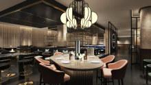 Luke Mangan will operate Luke's Kitchen in the lobby.