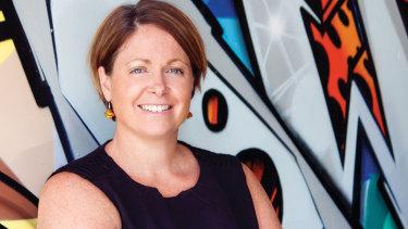 Versa CEO Kath Blackham.