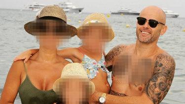 Benjamin Neil Pitt was one of two men arrested in Dubai last week.