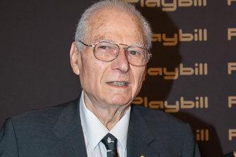 Brian Nebenzahl innovative businessman behind Playbill theatre programs.