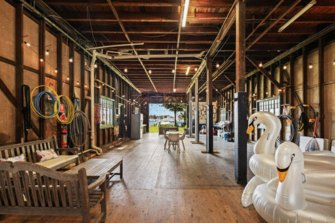 Australia's most expensive private boat shed for sale