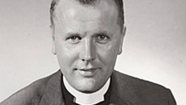 Reverend Robert Wood.