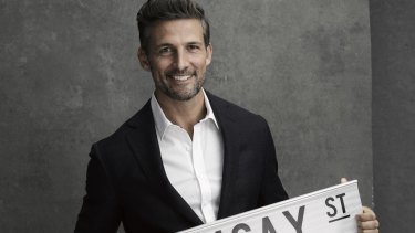 Tim Robards will play Pierce Greyson on Neighbours.