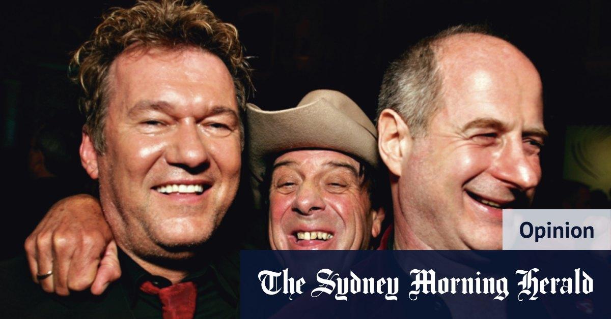 From Kylie to Barnesy Gudinski put Australian music on the map – Sydney Morning Herald