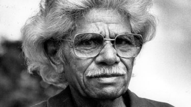 Australia's first Indigenous parliamentarian Neville Bonner, who was born on an island in the Tweed River.