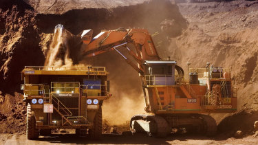 The ASX 200 has the iron ore miners to thank for Thursday's gains.