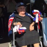 James Tedesco's great grandmother, Teresa Papandrea.