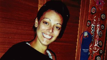 Carly McBride disappeared in September 2014. Her body was found almost two years later.